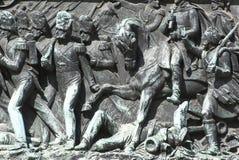 Het Art. van de oorlog stock afbeelding