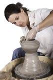 Het art. van de pottenbakker Royalty-vrije Stock Foto's