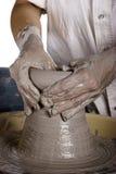 Het art. van de pottenbakker stock foto's