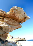 Het art. van de rots royalty-vrije stock afbeelding