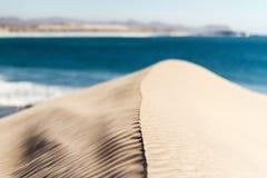Het Art. van het zandduin Stock Afbeelding