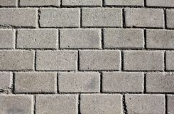 Het asfalt betegelt grijze abstracte textuur royalty-vrije stock afbeeldingen