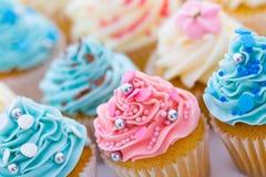 Het assortiment van Cupcake royalty-vrije stock foto