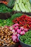Het assortiment van groenten Royalty-vrije Stock Fotografie