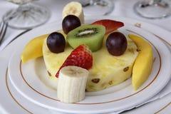 Het assortiment van het fruit stock afbeelding