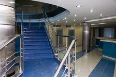 Het atrium van het bureau Royalty-vrije Stock Afbeeldingen