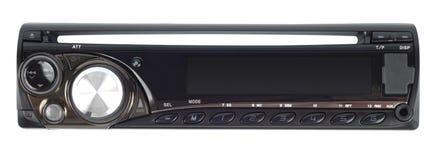Het AudioSysteem van de auto Stock Foto's