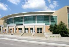 Het Auditorium van de stad Royalty-vrije Stock Afbeelding