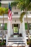 Het Audubon Huis in Key West, Florida Royalty-vrije Stock Foto's