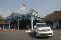 HET AUTO DE INDUSTRIE VAN INDONESIË VERZWAKKEN Stock Afbeelding