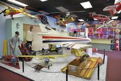 Het Automuseum van Miami bij de Dezer-Inzameling van auto's en verwante memorabilia Royalty-vrije Stock Afbeelding