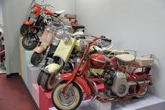 Het Automuseum van Miami bij de Dezer-Inzameling van auto's en verwante memorabilia Royalty-vrije Stock Foto