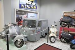 Het Automuseum van Miami bij de Dezer-Inzameling van auto's en verwante memorabilia Royalty-vrije Stock Foto's