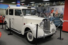 Het Automuseum van Miami bij de Dezer-Inzameling van auto's en verwante memorabilia Stock Afbeelding