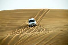 Het avontuur van de woestijn Stock Afbeeldingen