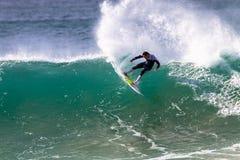 Het baai-Spoor surfer-J van Jordy Smith-ProKerf 2 Royalty-vrije Stock Fotografie