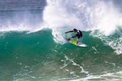 Het baai-Spoor surfer-J van Jordy Smith-ProKerf 3 Stock Foto
