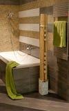Het bad, binnenland, verfraait Royalty-vrije Stock Afbeeldingen