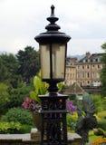Het Bad van de lampscène Royalty-vrije Stock Foto's