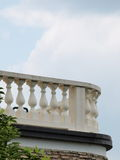 Het balkon Royalty-vrije Stock Afbeelding