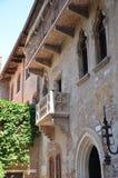 Het balkon van Juliet Royalty-vrije Stock Afbeeldingen