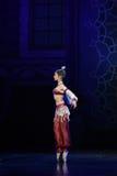 """Het ballet """"One Duizend Één Nights† van de porseleinpop Royalty-vrije Stock Foto's"""