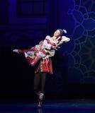 """Het ballet """"One Duizend Één Nights† van de slaapschoonheid Stock Fotografie"""