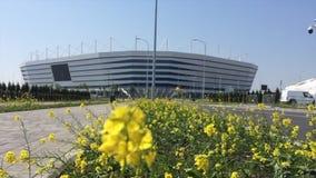 Het Baltische Stadion van de Arena stock videobeelden