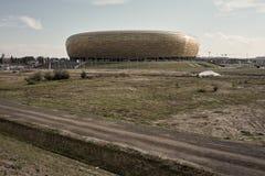 Het Baltische Stadion van de Arena Stock Afbeelding