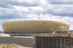 Het Baltische Stadion van de Arena. Royalty-vrije Stock Afbeelding