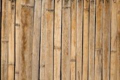 Het bamboe plakt paneel Royalty-vrije Stock Fotografie