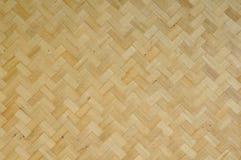 Het bamboepaneel Stock Afbeelding