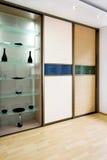 Het bamboeverticaal van de garderobe Royalty-vrije Stock Fotografie