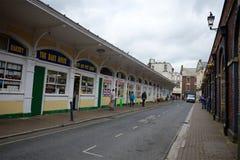 Het Barnstaplenoorden Devon het UK Stock Afbeeldingen