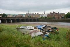 Het Barnstaplenoorden Devon het UK Royalty-vrije Stock Foto