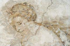 Het barokke mural schilderen royalty-vrije stock afbeeldingen