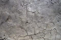 Het barsten het cement abstracte van de Metselwerkgipspleister textuur als achtergrond royalty-vrije stock foto's