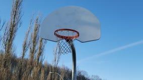 Het basketbal is een grote sport royalty-vrije stock foto's