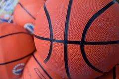 Het basketbal van de bal. Royalty-vrije Stock Foto