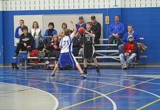 Het Basketbal van de club Stock Foto