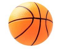 Het basketbal van kinderen Stock Fotografie