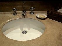Het bassin van de was stock afbeelding