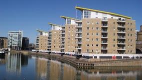 Het Bassin van Limehouse Royalty-vrije Stock Foto