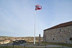 Het bastion van de koningin Stock Foto