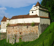 Het bastion van de wever brasov Royalty-vrije Stock Afbeelding