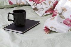 Het bed van het kopboek Royalty-vrije Stock Foto's