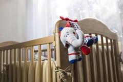 Het bed van kinderen stock fotografie