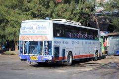 Het bedrijf van de Esarnreis vervoert nr per bus 175-33 stock fotografie