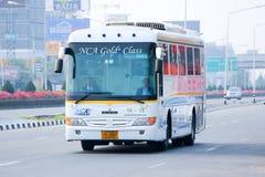 Het bedrijf van de Nakhonchailucht vervoert nr per bus 18-15 Royalty-vrije Stock Foto's