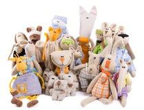 Het bedrijf van het stuk speelgoed Stock Foto